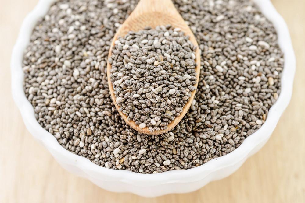 les graines de chia, un superaliment