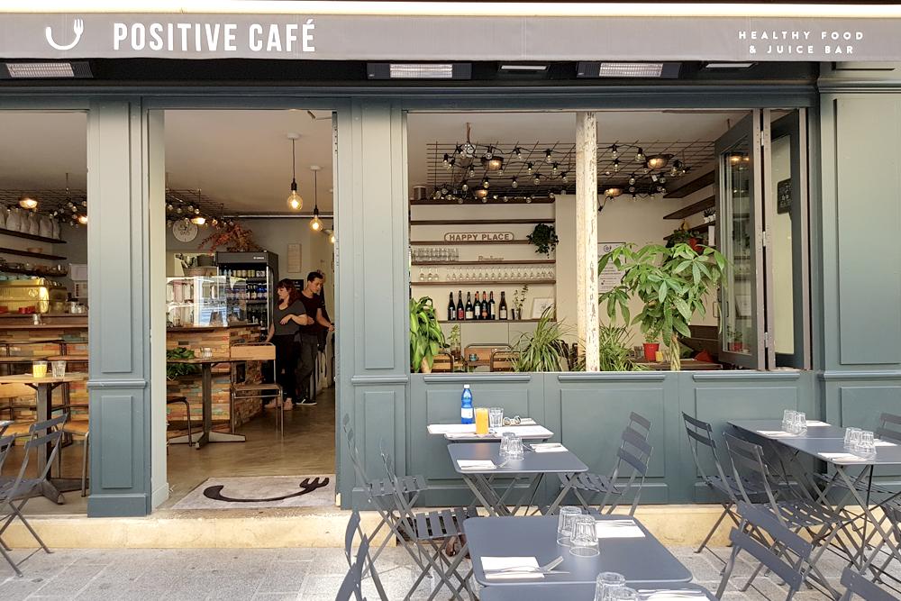 positive café à Versailles