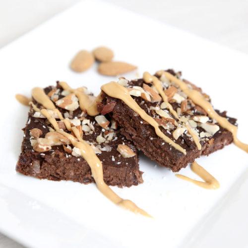 Brownie sain et délicieux