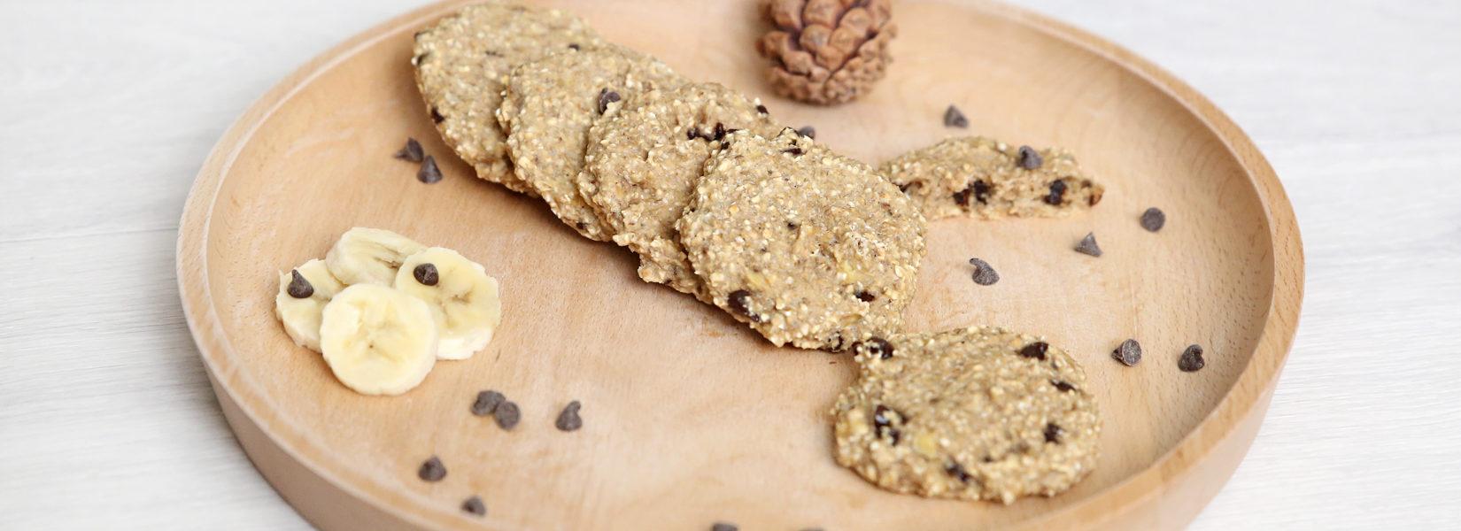 Cookie sain & healthy