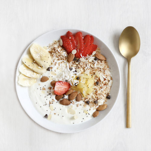 Petit déjeuner healthy & sain