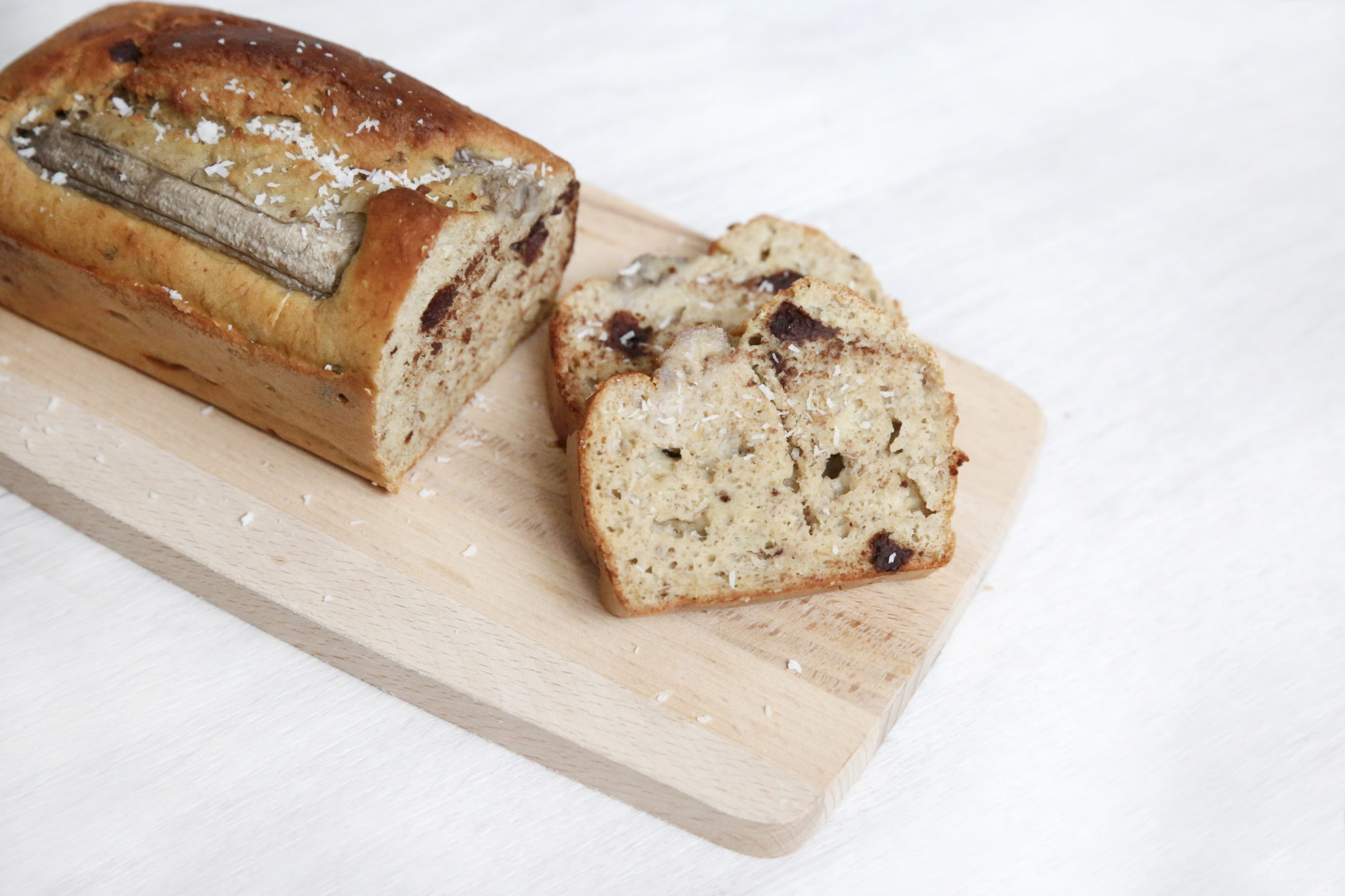 banana bread sain et healthy