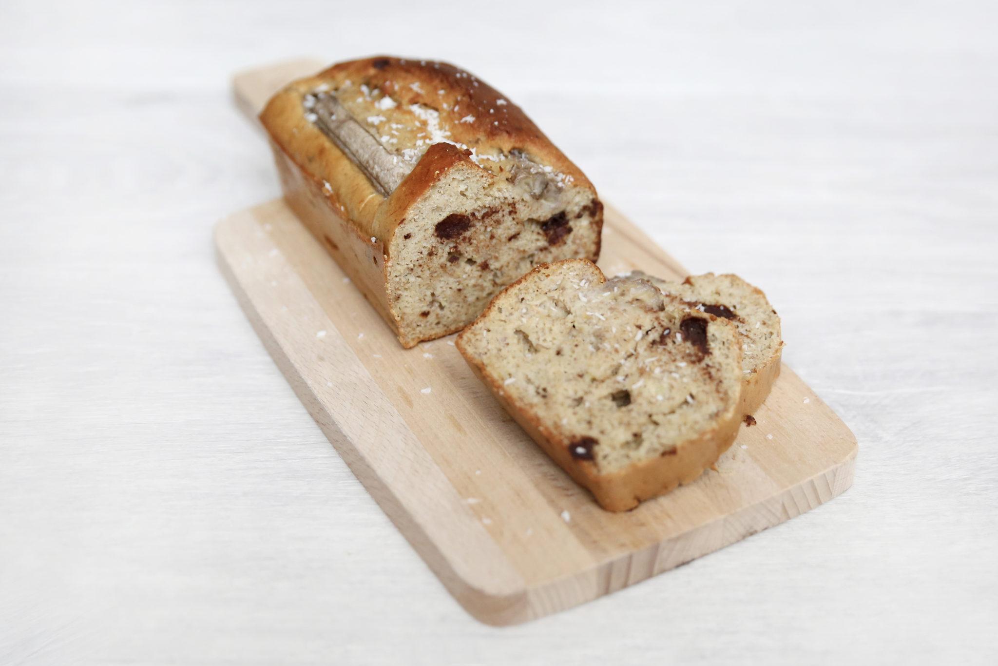 banana bread sain et healthy